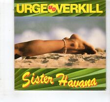(HL632) Urge Overkill, Sister Havana - 1993 CD