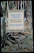 J. R. R. Tolkien - The Lord of the Rings Part 2 The Two Towers 1987
