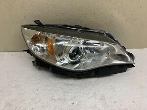 2012 2013 2014 Subaru WRX STI Right Headlight Xenon HID OEM
