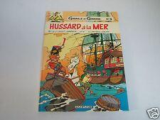 BD Godaille Et Godasse - N°3 - Hussard A La Mer - EO - Sandron