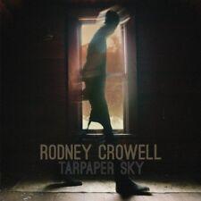 Rodney Crowell - Tarpaper Sky [New Vinyl] Digital Download