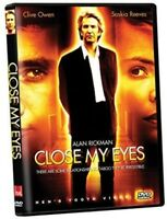 Close My Eyes [New DVD] Anamorphic
