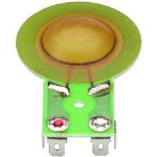 TWEETER BOBINA RICAMBIO! 26mm CORTO 70 driver tromba compressione membrana casse