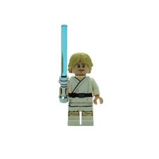 New Lego Star Wars Luke Skywalker Tatooine Minifigure sw0778 minifig figure fig
