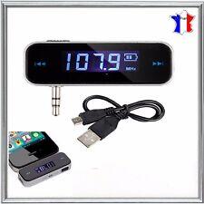 TRANSMETTEUR FM-MP3 BLUETOOTH VOITURE SANS FIL SMARTPHONE MP3
