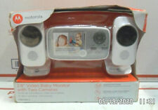 "Motorola 2.8"" Mbp483-2 Video Baby Monitor with 2 Cameras 2.8In Screen Open Box!"
