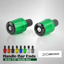 Motorcycle CNC 7//8/'/' 22MM Handlebar End Grip Weight Plugsfor KAWASAKI Z900 Z 900