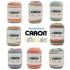 Caron Cotton Cakes - 8 Colours!