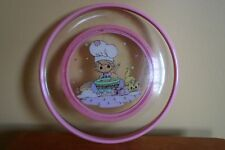 Precious Moments Baby Plate
