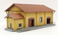 1097DM Discount Modesl HO Deposito locomotive delle FS artigianale scala 1:87