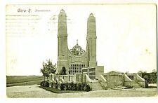 H 360 - Gera , Krematorium- um 1918 gelaufen Marke gelöst