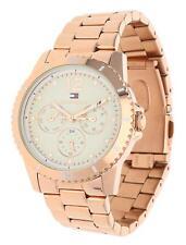 Tommy Hilfiger Damen Armbanduhr Rosegold 1781584