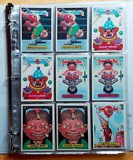 1988 Garbage Pail Kids Original 14th Series 14 GPK OS14 (FULL SET in Binder)