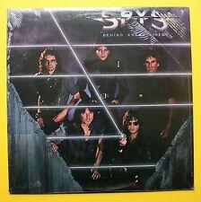 SPYS Sealed EMI DJ Hard Rock LP 1983