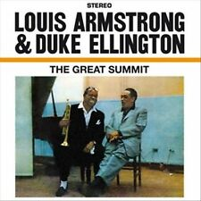 The Great Summit by Duke Ellington/Louis Armstrong (CD, Nov-2011, Essential Jazz