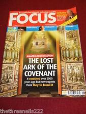 FOCUS #151 - JUNE 2005 - ARK OF THE COVENANT