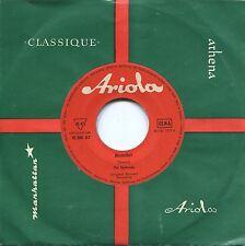 """THE SPOTNICKS - 7"""" Moonshot / Johhny Guitar  (D, Ariola, 1964)"""