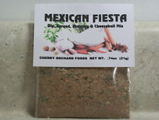 Mexican Fiesta Dip Mix, makes dips, spreads, cheese balls & salad dressings