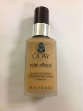 Oil Of Olay Total Effects age defying Liquid Makeup Foundation TRUE BEIGE #71.
