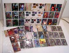 80+ Upper Deck 1996 Johnny Quest Trading Cards