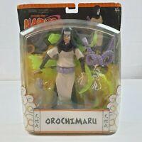 "Orochimaru Naruto 2002 Action Figure | New in box | Mattel K9352 | 23cm 9"""