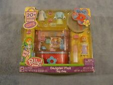 Polly Pocket Designer Mall Toy Shop by Mattel BRAND NEW & SEALED IN BOX SIB 2002