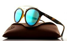 NEW Authentic Ray-Ban GATSBY II Tortoise Green Mirror Sunglasses RB 4257 6092/3R