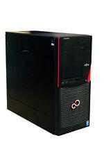 Fujitsu Celsius M730 Workstation-  XEON E5-1620v2 - 16GB RAM - 250GB SSD A-Ware