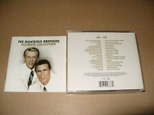The Righteous Brothers The Ultimate Collection (2008) 2 cd Near Mint (F4)