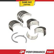 Main Rod Bearings Fit 06-15 Toyota Lexus 3.5 DOHC 2GRFE 2GRFSE 2GRXFE