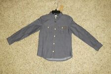 Jean Bourget Girls Long Sleeve Shirt - Size 8 - NWT