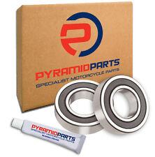 Pyramid Parts Roulements roue avant Pour : Kawasaki ZX6R ZX 6 R 98-02