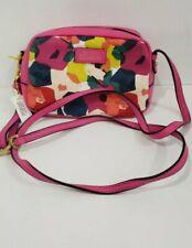 New Kate Spade Saturday Brio Mini Floral Pink Crossbody Purse Satchel Bag