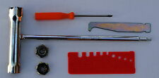STIHL Chainsaw Plug Wrench   Screw Driver T27 Torx Wrench 2  Bar Nuts  tool kit