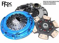 FRX STAGE 2 CLUTCH KIT+LITE FLYWHEEL FITS SUBARU IMPREZA WRX 5 SPEED TURBO 2.5