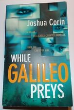 While Galileo Preys by Joshua Corin  Paper Back 2010