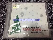 SMTOWN Winter Vacation in SMtown.com Angel Eyes CD New Sealed Shinhwa BoA Rare