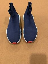 Men's Running Shoes Balenciaga Speed Trainer Knit Sock Navy Size EU 43 (US 10)
