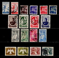 PORTUGAL: 1943 - 51 STAMP COLLECTION SETS