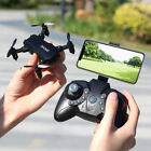 S107 Mini Drone Kit with 4K HD Camera WIFI FPV RC Quadcopter Foldable Drone