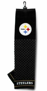 Pittsburgh Steelers 16x22 Embroidered Golf Towel NFL Football Sports Towel