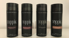 Toppik Hair Building Fibres 27.5g - EUROPE 7-10 Working Days. REST 10-15 Days