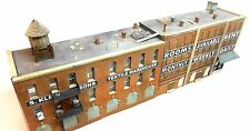 Downtown Deco HO Scale Front St.Flat + Bonus 2nd kit No Charge!