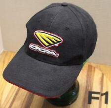 NICE CYCRA MOTORCYCLE MOTOCROSS HAT BLACK SIZE L/XL VERY GOOD CONDITION F1