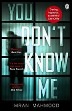 You Don't Know Me a BBC Radio 2 Book Club Choice by Imran Mahmood