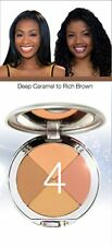 Christina Cosmetics Perfect Pigment 4 Compact: One Minute Miracle Makeup