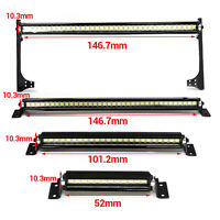 1:10 Roof LED Light Bar Spotlight for TRAXXAS TRX4 90046 SCX10 Wrangler RC Car