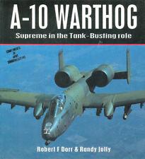 OSPREY A-10 WARTHOG TFW USAF DESERT STORM TANK BUSTER 30mm GAU-8 OA-10 NOSE ART
