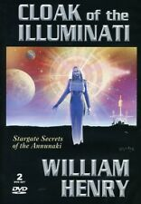 Cloak of Illuminati: Stargate Secrets of Anunnaki [New DVD]