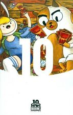 Adventure Time Fionna Cake Card Wars #1 BOOM 10 Anniversary 1:10 Variant NEW